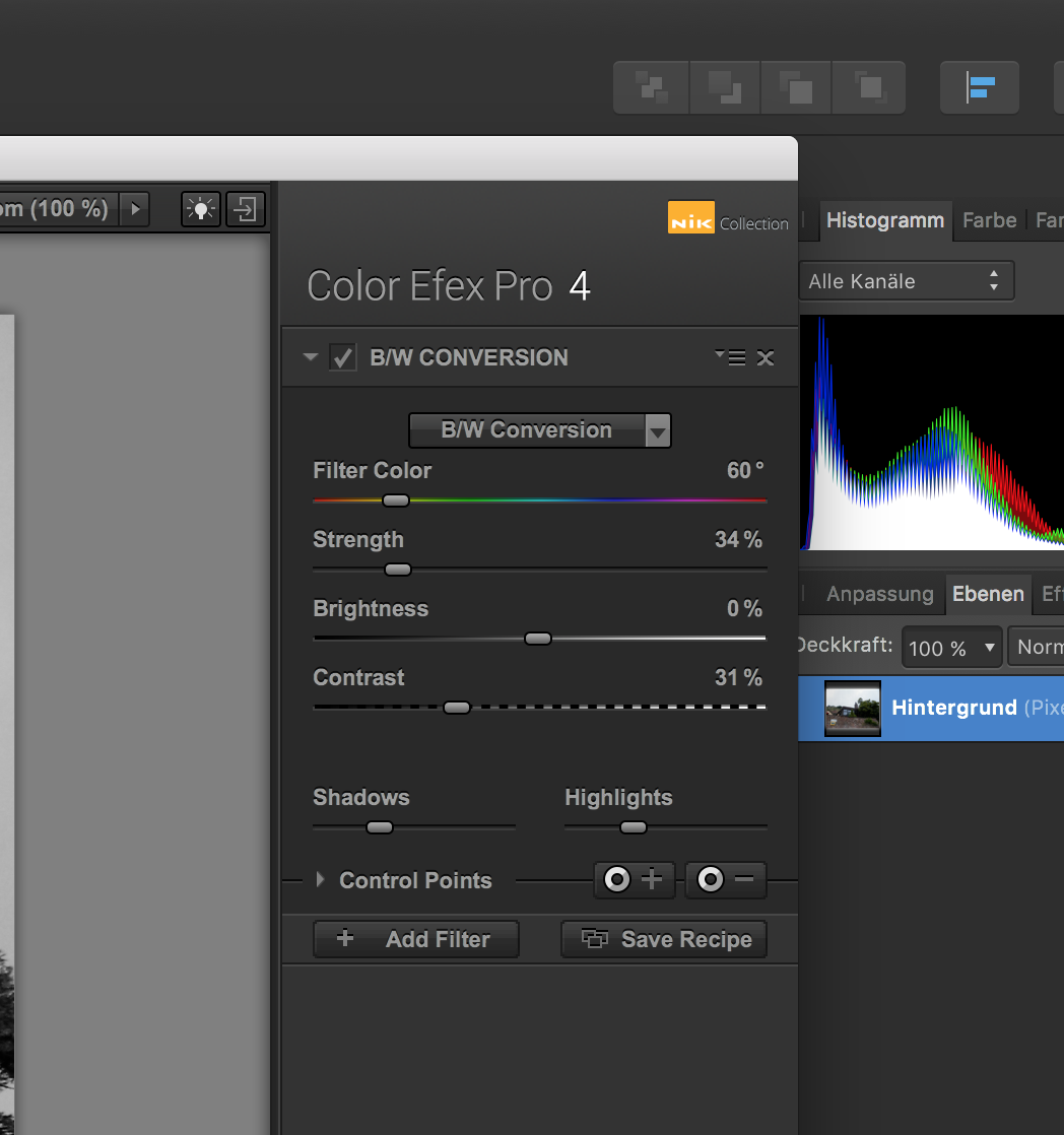 Using Desktop Questions Affinity plugins NIK on Affinity in Photo qOFRqf