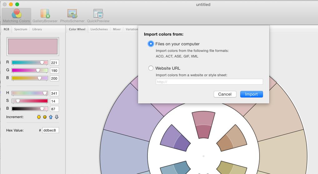Add Pantone colors in Affinity Designer - Resources - Affinity   Forum
