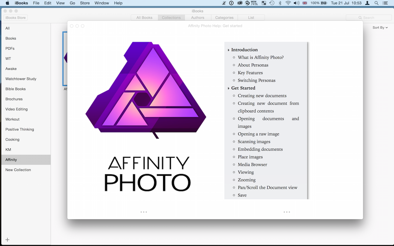 Affinity Designer User Manual Pdf