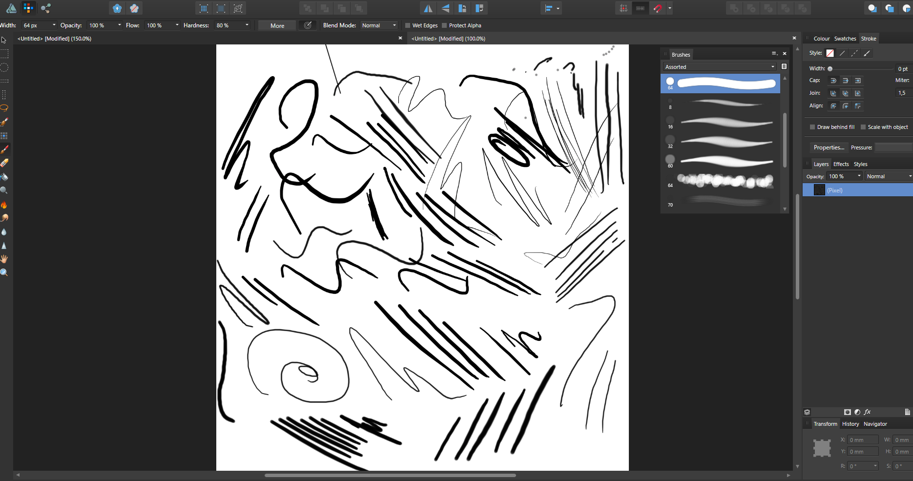 Jittery Lines When Using Wacom - Pre 1 8 beta thread archive