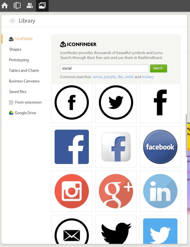Iconfinder integration - Older Feedback & Suggestion Posts