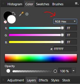 HSL Color Wheel In Affinity Photo - Older Feedback