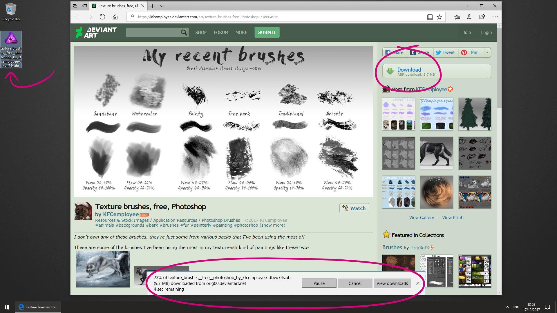 Free 1000 Photoshop Brushes - Resources - Affinity | Forum