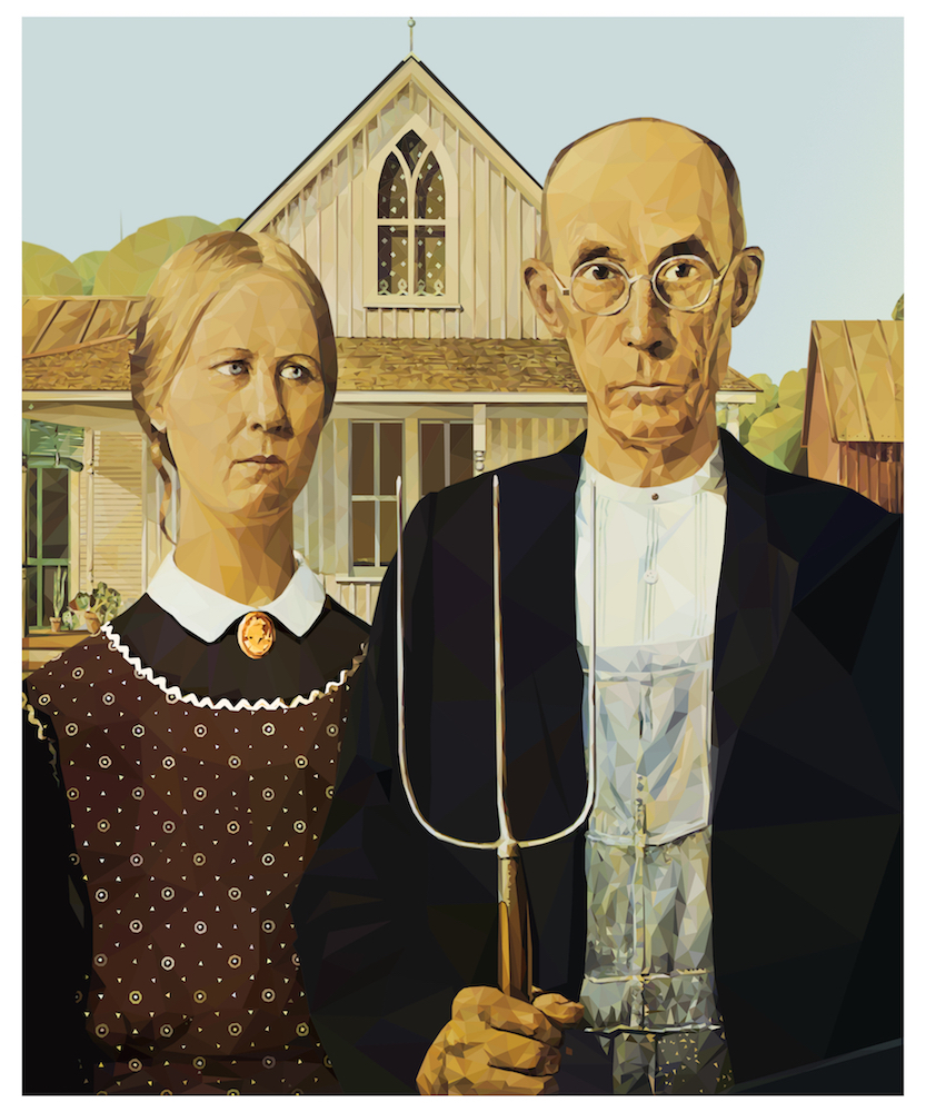 American Gothic Meaning: Grant Wood Painting Interpretation & Analysis