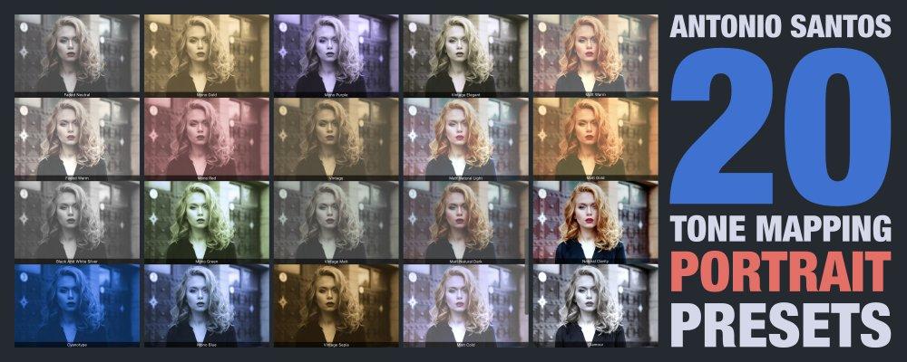 Antonio Santos 20 Tone Mapping Portrait Presets.jpg