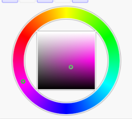 Square Color Wheel