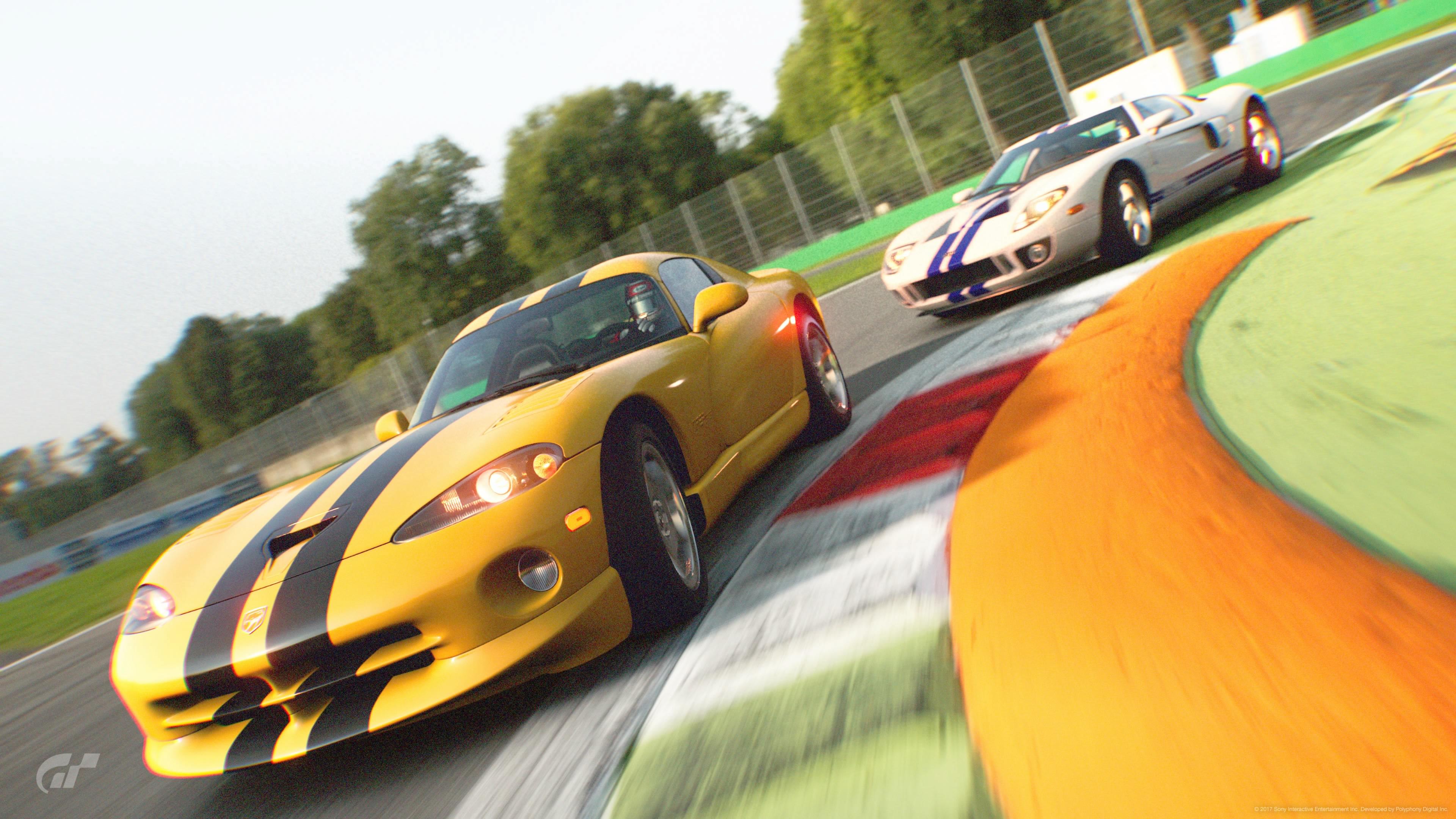 Gran Turismosport_dodge Viper Ford Gt Jpg