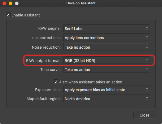 RAW To LAB? - Affinity on Desktop Questions (Mac and Windows