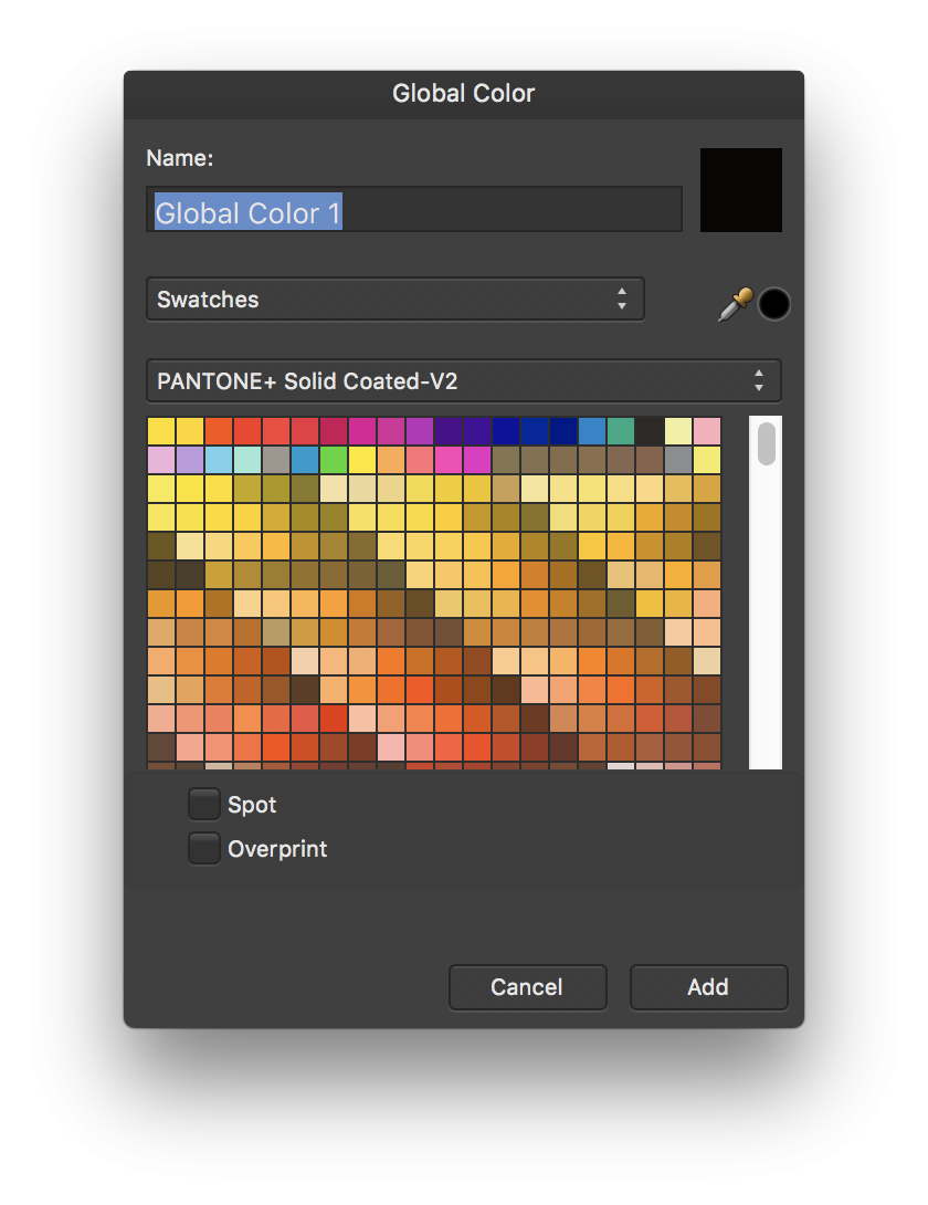 Affinity Designer Export Eps Files And Retain Pantone Suggestions