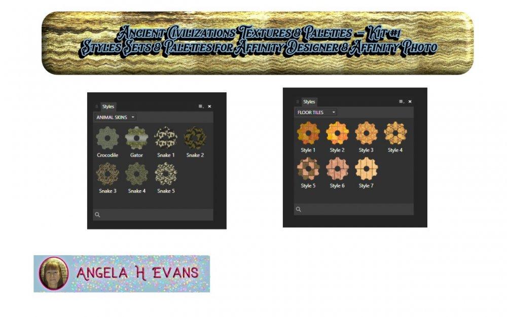Ancient Civilizations Styles & Pelettes Kit #1 P1.jpg