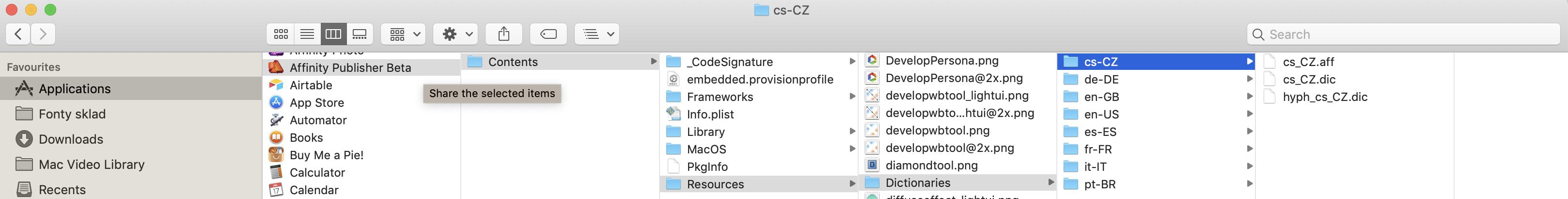 Hyphenation - Publisher beta on Mac - Affinity   Forum