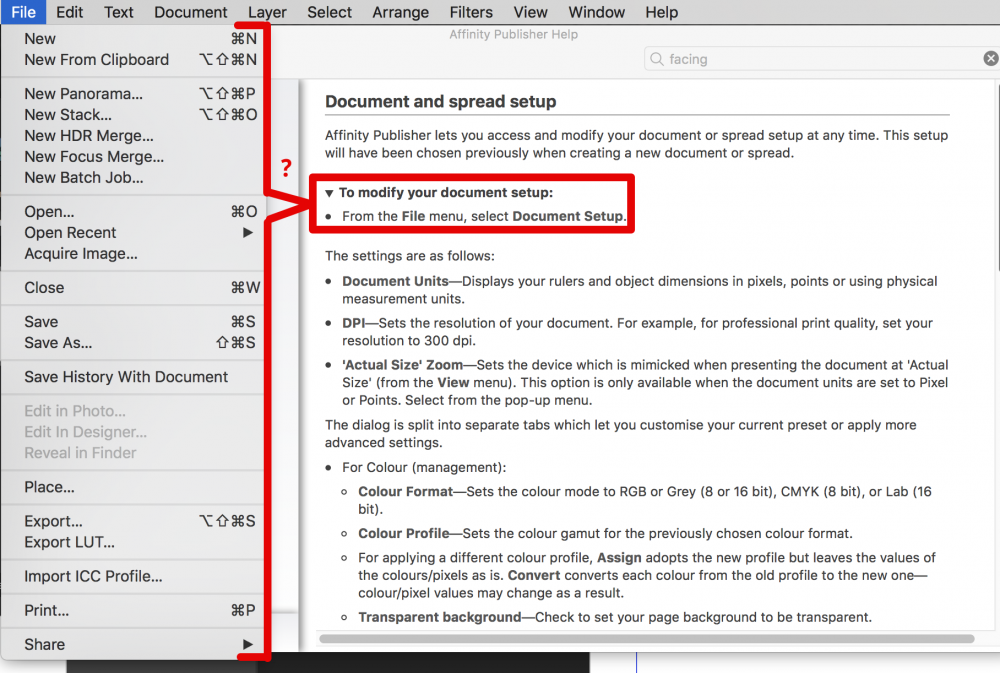 Affinity Publisher no document setup.png