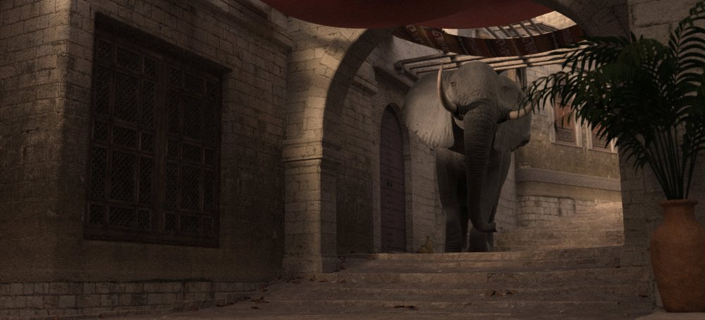 Elephant in Morocco 01 unpainted.jpg