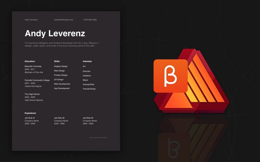 Create a Branded Resume using Affinity Publisher.jpg