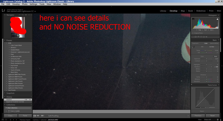 Affinity Luminance \ Noise reduction  ?! - (Pre 1 7) Bugs on iPad