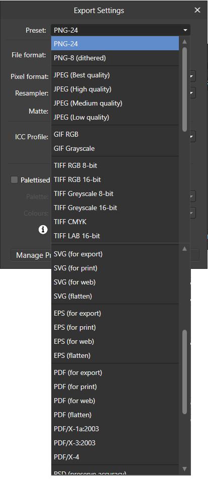 Photoshop Elements Compatibly - Affinity on Desktop