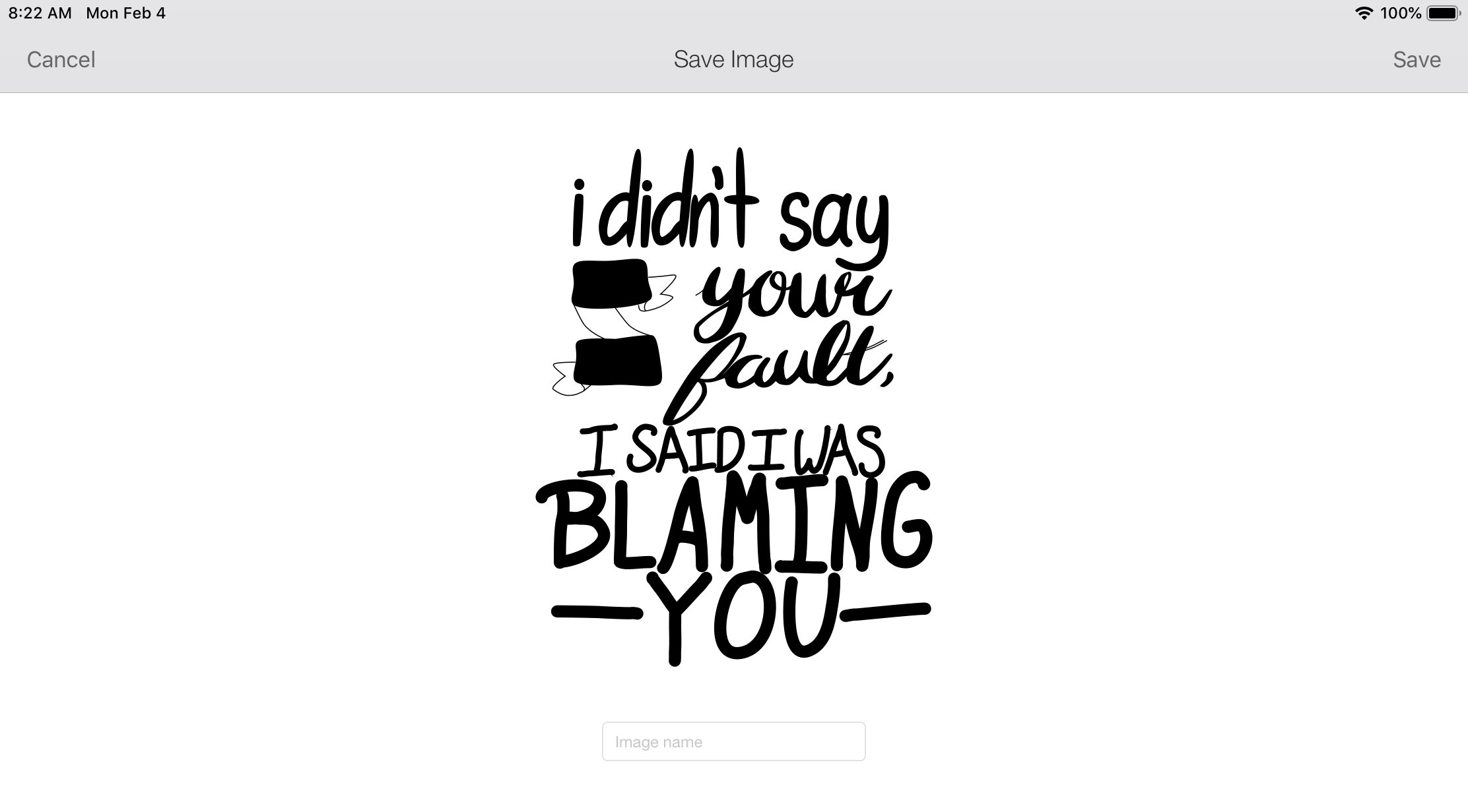 Export SVG from Affinity for iPad to use with Cricut Design