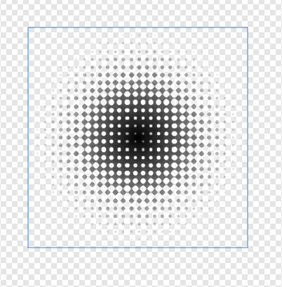 Halftone Pattern - Affinity on Desktop Questions (Mac and