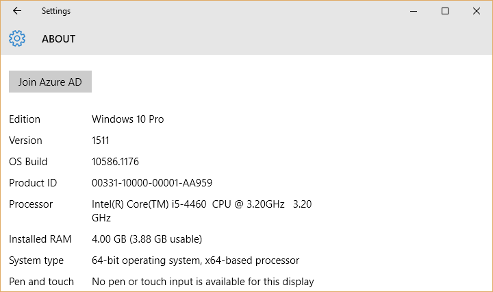 Affinity designer setup error - my system configuration 2.png