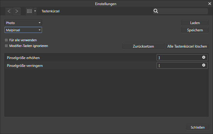 Affinty Photo - Wacom intuos pro - Affinity on Desktop