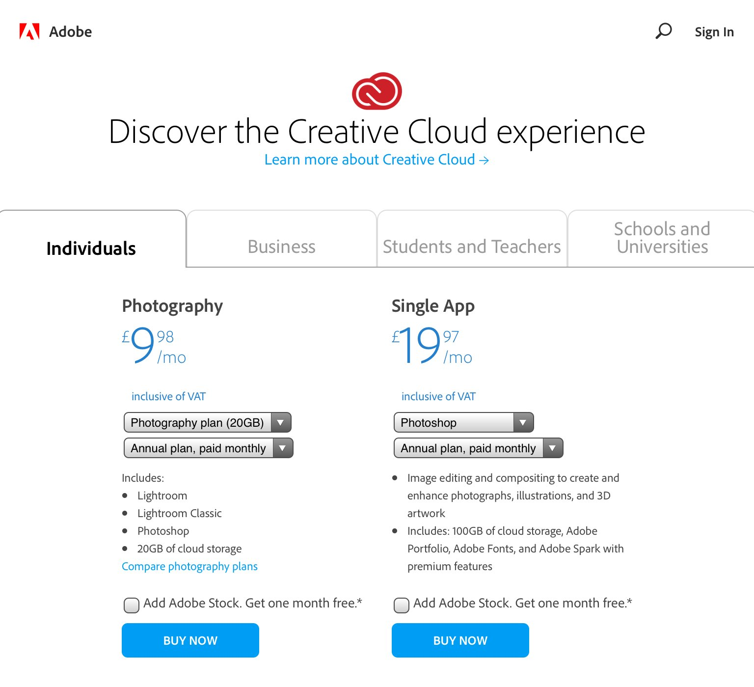 Adobe doubles subscription price - Affinity on Desktop Questions