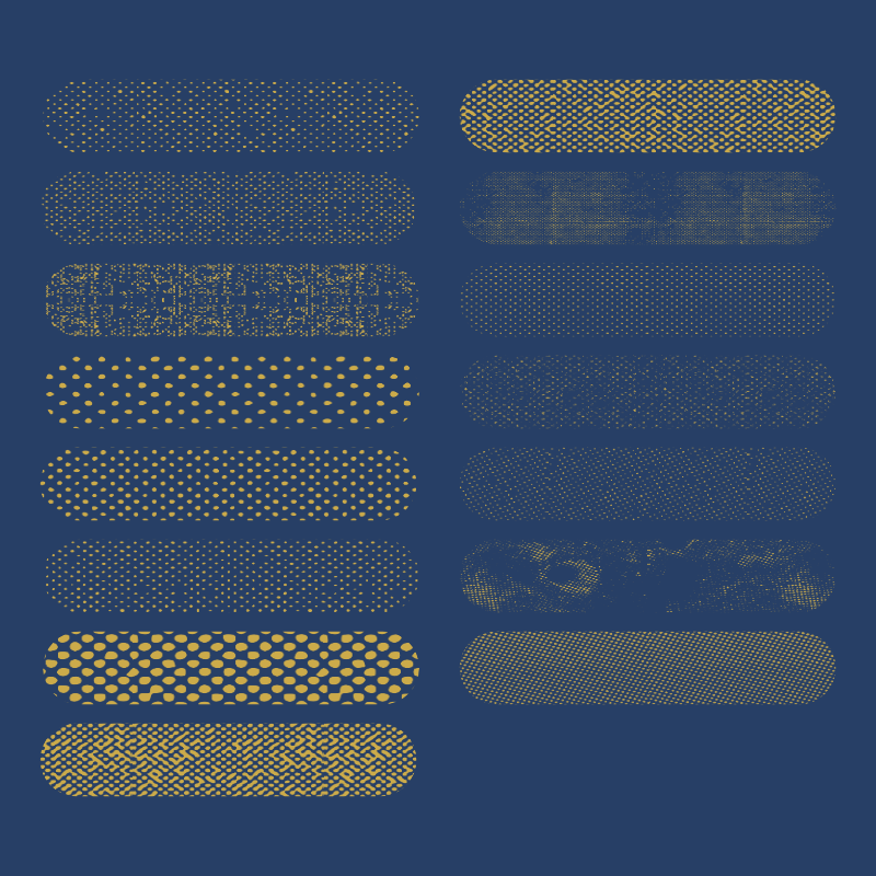 15 Distressed Halftone Brushes - Resources - Affinity | Forum
