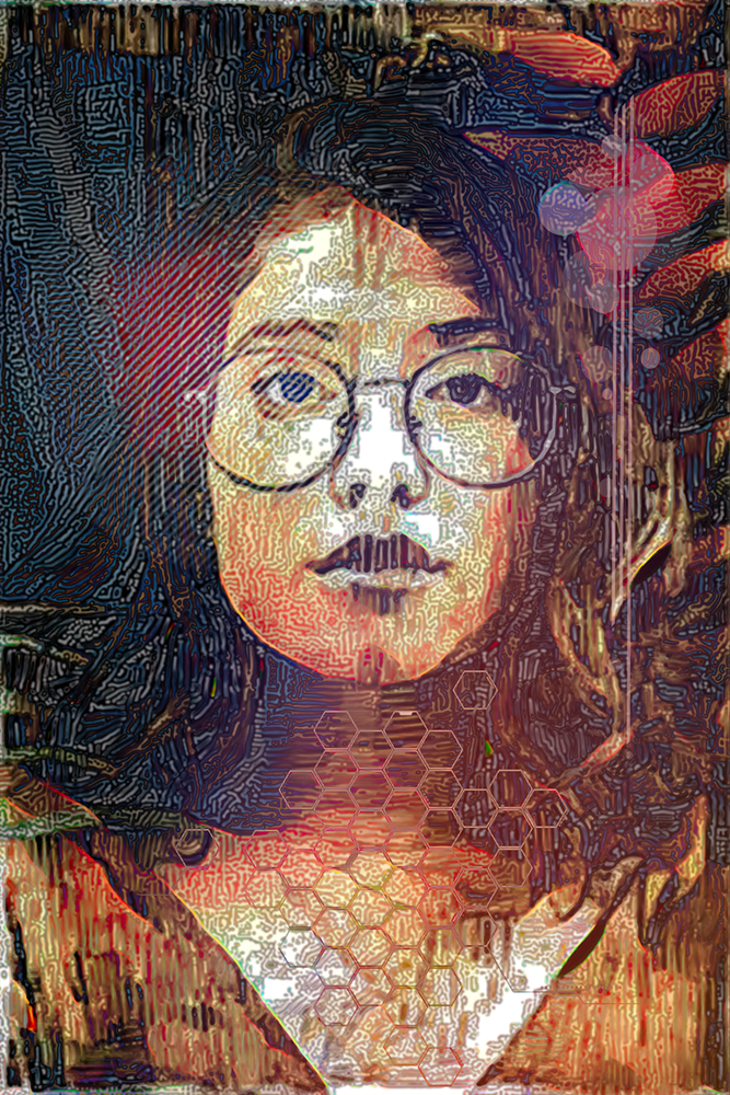 Girls who wear glasses - Affinity Photo - Share your work