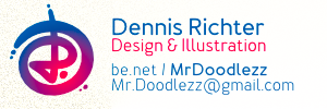 MrDoodlezz Behance Profile