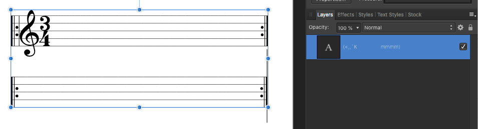 Music Stick Notation Affinity On Desktop Questions Mac And Windows Affinity Forum